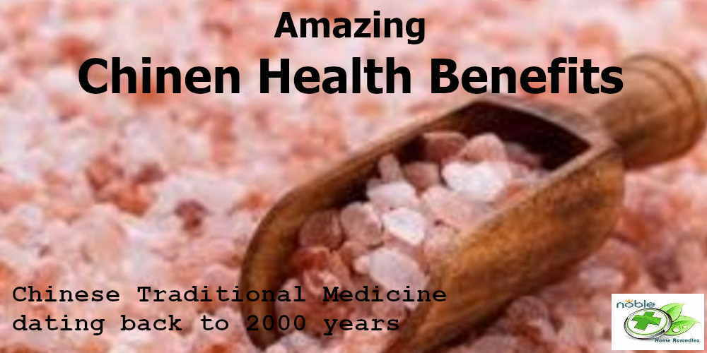 Health Benefits of Chinen Salt - Potential treatment for Type 2 Diabetes