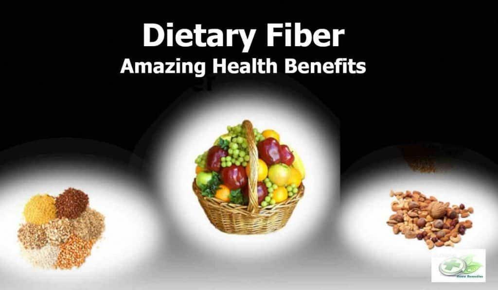 benefits of high fiber diet - High Dietary fiber diet provides healthy lifestyle