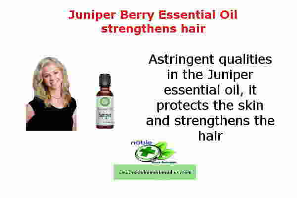 Health-Benefits-Juniper-Berry-Essential-Oil-strengthens-hair