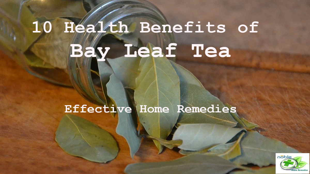 Drinking Bay Leaf Tea Health Benefits