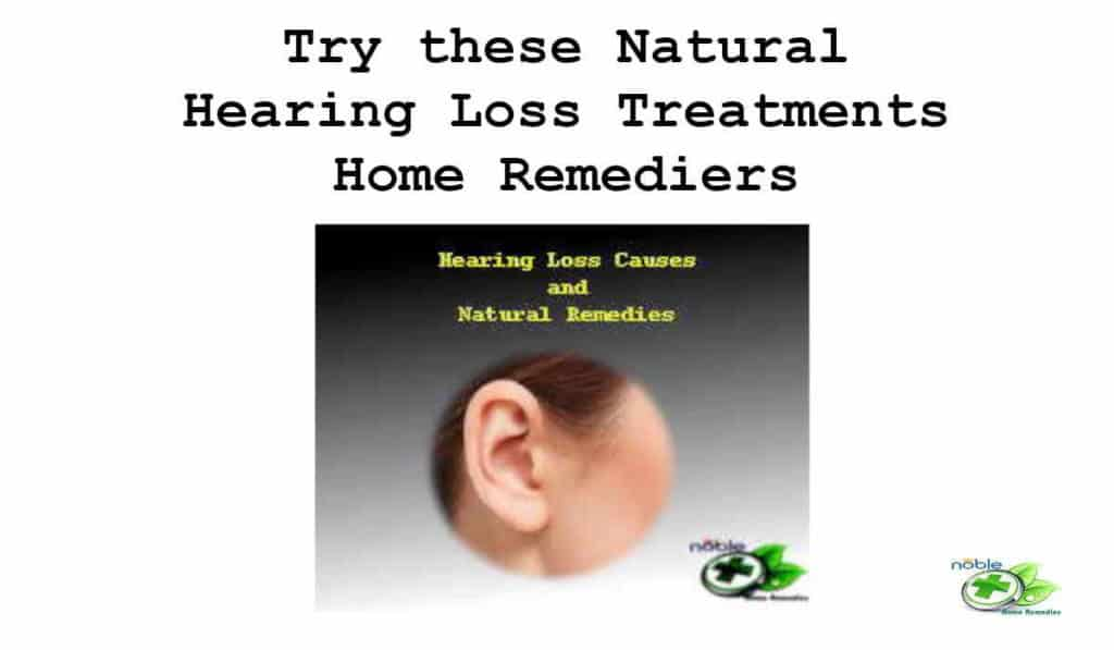 Hearing Loss Causes and Treatments