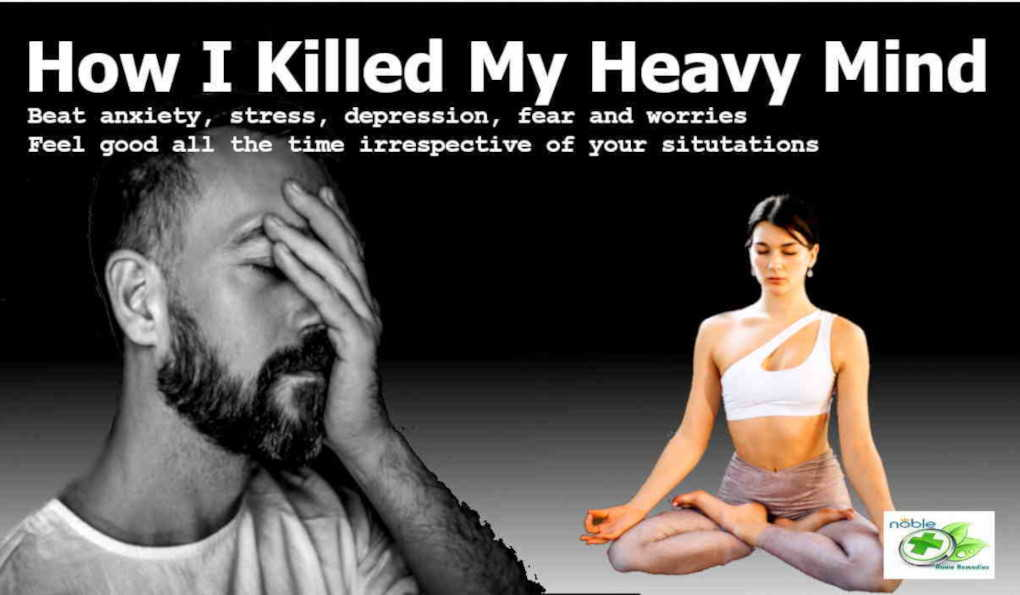 Heavy Mind - Breathing Exercises to Reduce Anxiety
