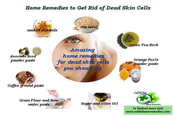 Home Remedies to Get Rid of Dead Skin - Guide