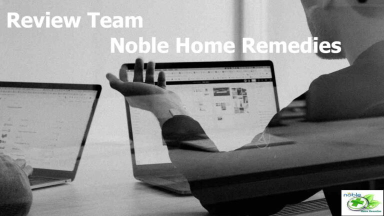 Noble Home Remedies Review Team