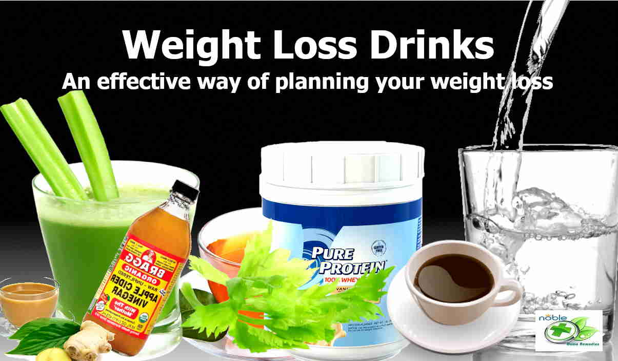 Weight Loss Drinks - An effective way of losing weight