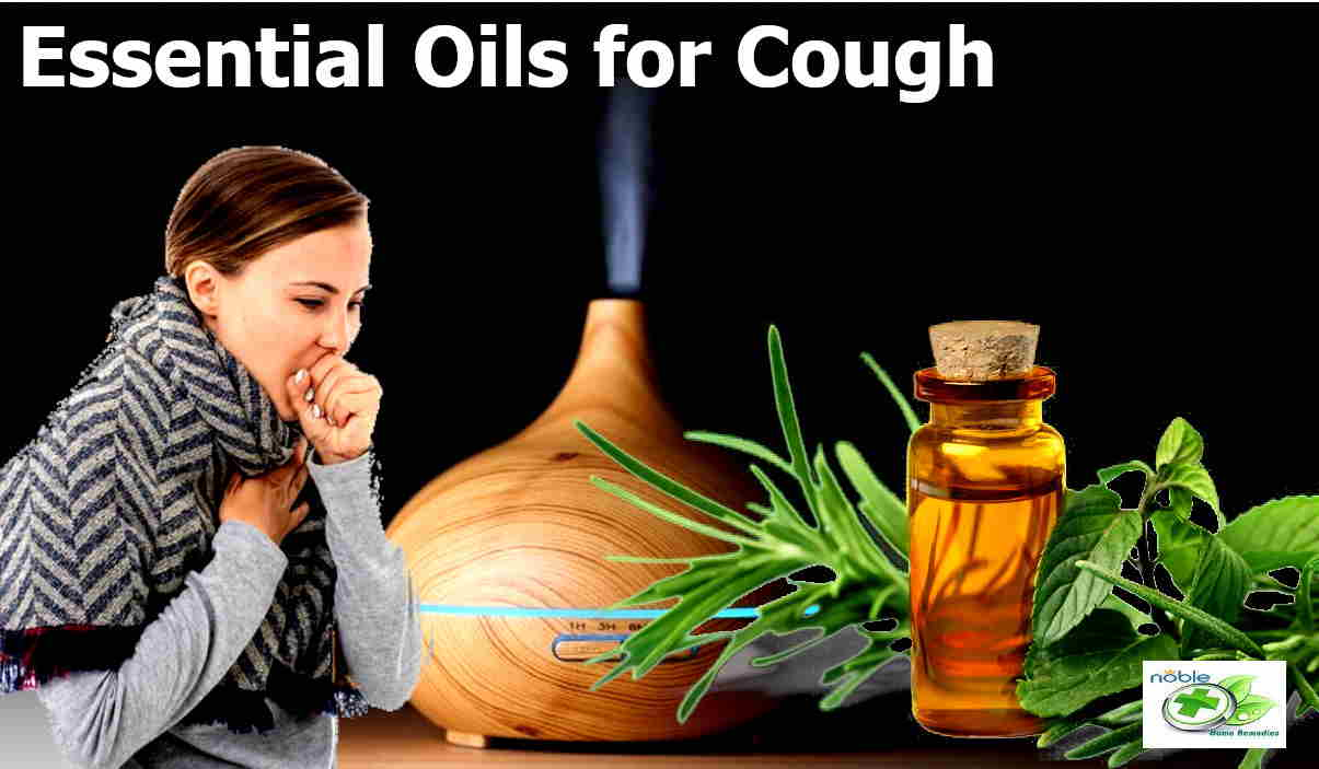 Essential oil for cough: congestion, bronchitis, sinus, asthma,